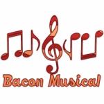 Logo da emissora Bacon Musical