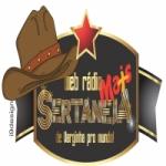 Logo da emissora Rádio Mais Sertaneja