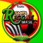 Logo da emissora Sampa Reggae Brasil