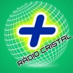 Logo da emissora Rádio Cristal Mais