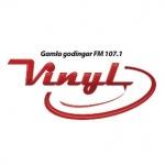 Logo da emissora Vinyl FM