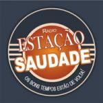 Logo da emissora Rádio Estação Saudade