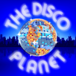Logo da emissora The Disco Planet