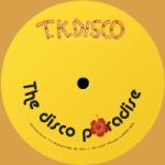 Logo da emissora Radio T.K. Disco