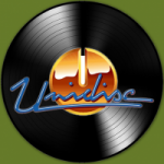 Logo da emissora Radio Unidisco