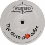 Logo da emissora Radio West End