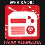 Logo da emissora Web Rádio Faixa Vermelha