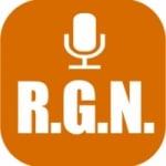 Logo da emissora Rádio Rap Gospel Nacional