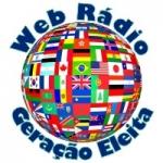 Logo da emissora Web Rádio Geração Eleita