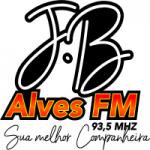 Logo da emissora JB Alves Web