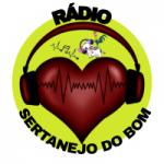 Logo da emissora Rádio Sertanejo do Bom