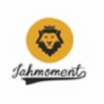 Logo da emissora Jah Moment Radio Reggae Portugal