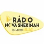 Logo da emissora Rádio Nova Shekinah FM