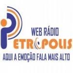 Logo da emissora Web Rádio Petrópolis
