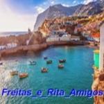 Logo da emissora Freitas e Rita Amigos