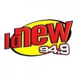 Logo da emissora Radio La New 94.9 FM