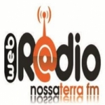 Logo da emissora Web Rádio Nossa Terra FM