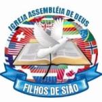 Logo da emissora Rádio Filhos de Sião