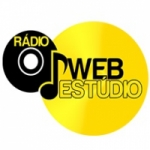 Logo da emissora Rádio Web Estúdio