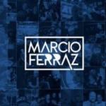 Logo da emissora DJ Marcio Ferraz