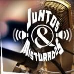 Logo da emissora Rádio Juntos e Misturados