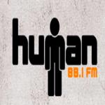 Logo da emissora Human 88.1 FM
