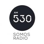 Logo da emissora Somos Radio AM 530