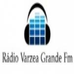 Logo da emissora Rádio Várzea Grande