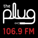 Logo da emissora The Plug 106.9 FM