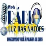 Logo da emissora Web Rádio Luz das Nações