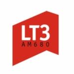 Logo da emissora Radio LT3 AM 680