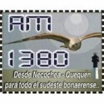 Logo da emissora Radio La Voz del Sudeste 1380 AM