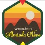 Logo da emissora Rádio Alvorada Nova