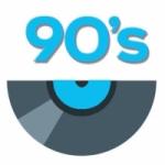 Logo da emissora 1000 HITS 90s