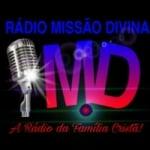 Logo da emissora Rádio Missão Divina
