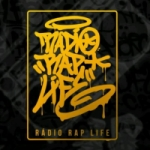 Logo da emissora Rap Life Radio
