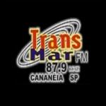 Logo da emissora Rádio Transmar 87.9 FM