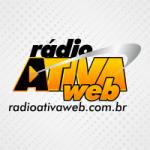 Logo da emissora Rádio Ativa Web