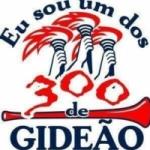 Logo da emissora Rádio Gideão FM