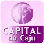 Logo da emissora Rádio Capital do Caju FM