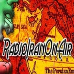 Logo da emissora Iran On Air 90.5 FM