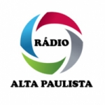 Logo da emissora Rádio Alta Paulista