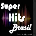 Logo da emissora Rádio Super Hits Brasil