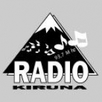 Logo da emissora Kiruna 93.7 FM