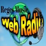 Logo da emissora Rádio Web Reges Music