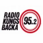 Logo da emissora Kungsbacka 95.2 FM