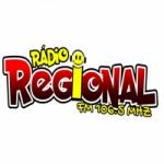 Logo da emissora Rádio Regional FM