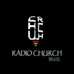 Logo da emissora Rádio Church Brasil