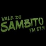 Logo da emissora Rádio Vale do Sambito 87.9 FM