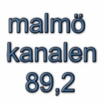 Logo da emissora Malmokanalen 89.2 FM
